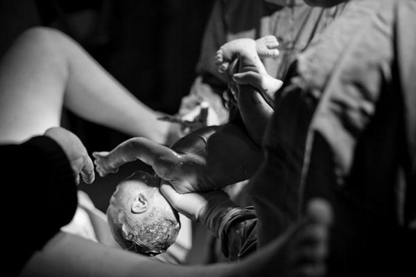 dziecko porod